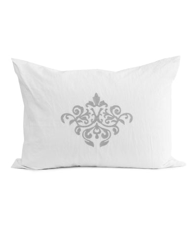 Charleston Monogram Cushion