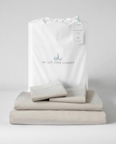 Cool & Crisp 200TC Percale Bundle Sand