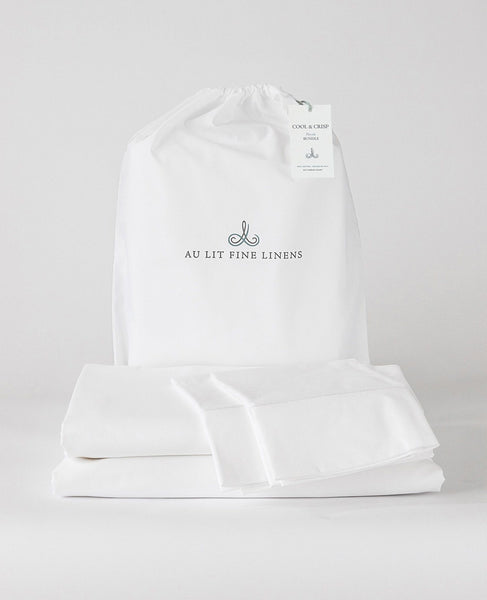 Cool & Crisp 220 Percale Bundle