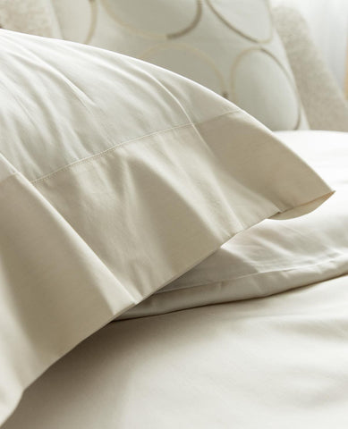 600 Thread Count Cotton Satin Dune