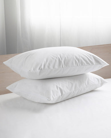 100% Goose Down Pillow Ultra-Firm Support