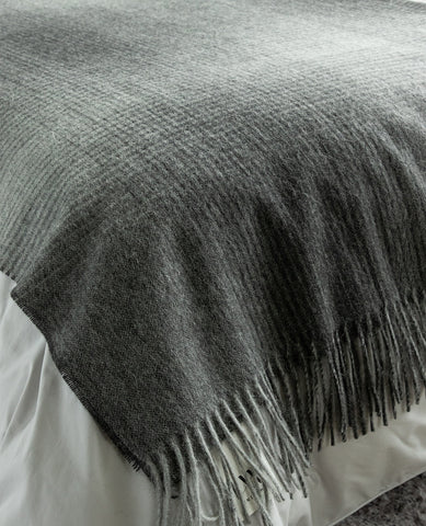 Pinery Charcoal Throw
