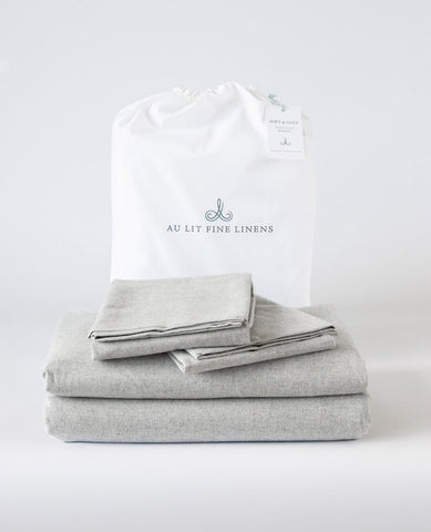 Soft & Cozy Heather Flannel Bundle