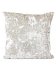 Lava Velvet Pearl Cushion