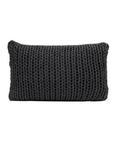 Manchester Cushion Cover Anthracite