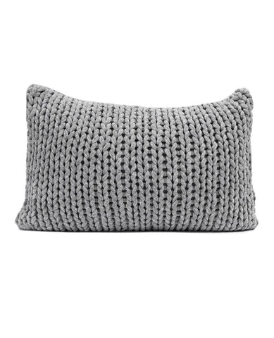 Manchester Cushion Cover Grey