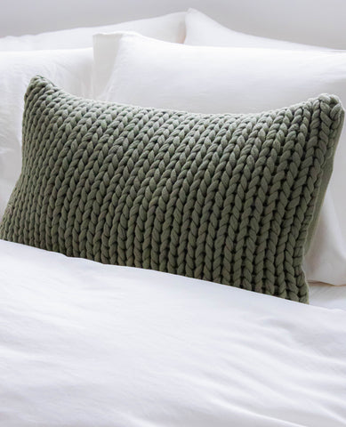 Manchester Cushion Olive