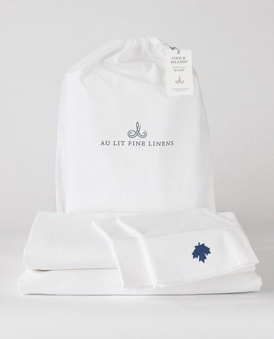 Maple Leaf Cool & Relaxed Washed Linen Bundle