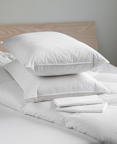 Au Lit Bestselling Goose Down Pillow & Duvet Bundle