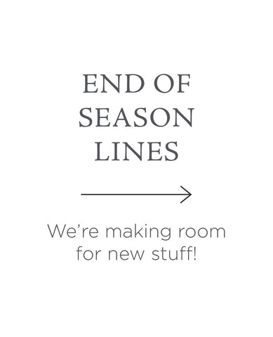Tile: End of Season Lines