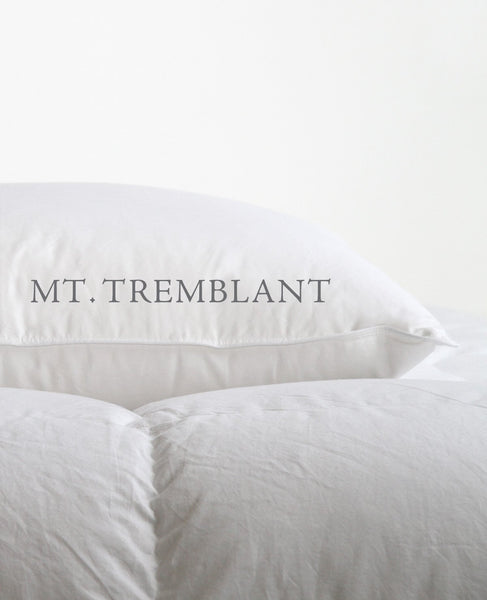 Mt. Tremblant Hutterite Down Pillow