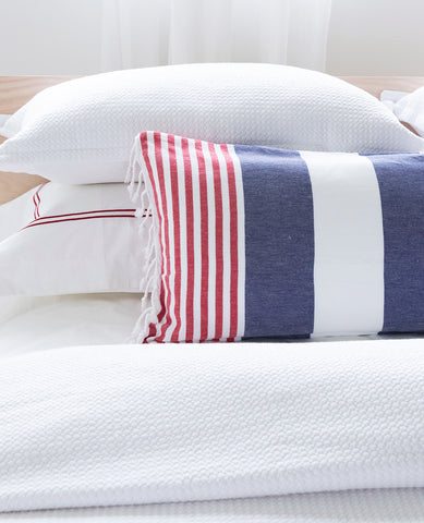 Turkish Fouta Pillow