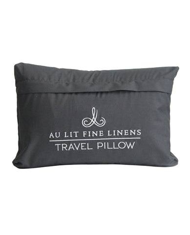 Travel Pillow Grey