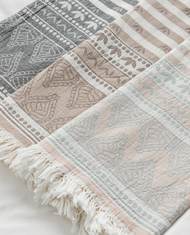 Zora Turkish Throw