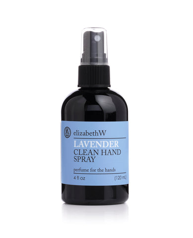 Lavender Clean Hand Spray
