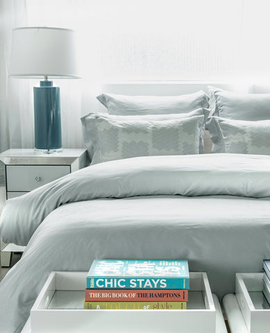 Simone Skylight-Grey Sheets