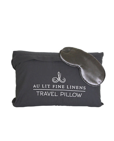 Travel Gift Set with Sleep Mask Grey