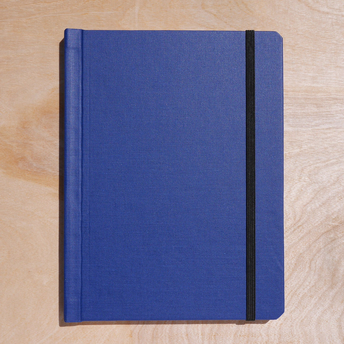 cloth notebinder (blue)