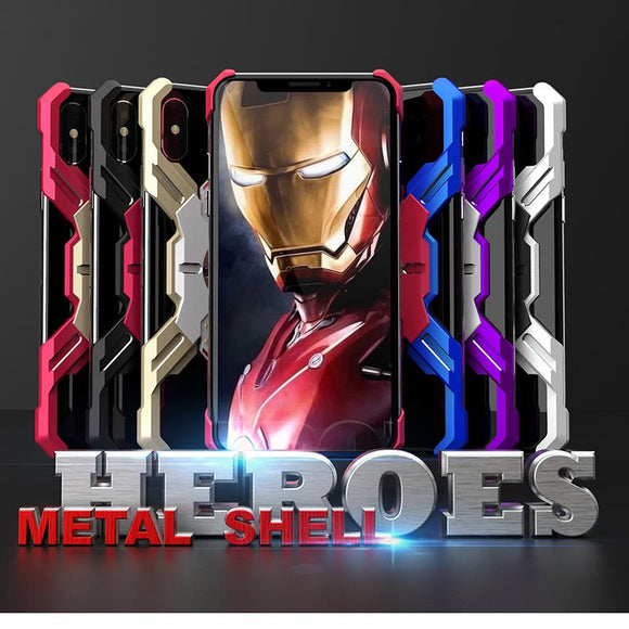 2019 Best Selling -Hero series ( metal shatter) For Iphone - tntonlife.com
