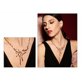 Hot Cross Jewelry Set  for Female Party - tntonlife.com