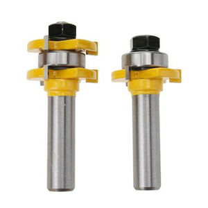 2PCS T- type WoodWorking Milling Cutter - tntonlife.com