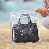 Fashion Clear Dust-proof Bag - tntonlife.com