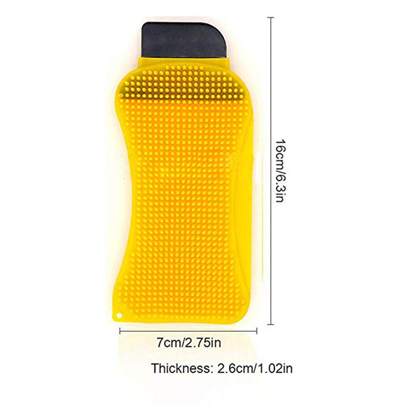 3-in-1 Multifunction Silicone Sponge - tntonlife.com