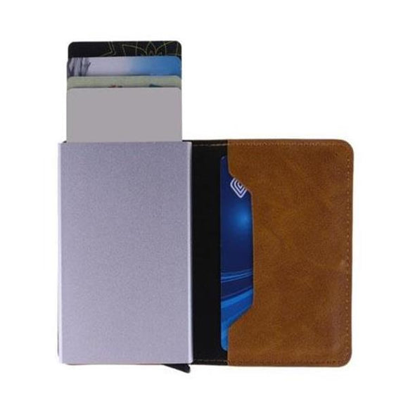 Card Organizer Automated Wallet - tntonlife.com