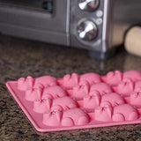 12 Little Pigs in a Blanket Silicone Baking Mold - tntonlife.com