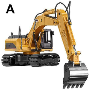 Excavator Toy Model - tntonlife.com