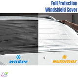 FULL PROTECTION WINDSHIELD COVER - tntonlife.com