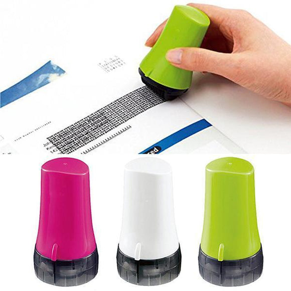 Colorful ID Protection Roller Stamp - tntonlife.com