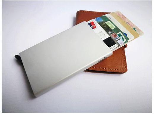 Anti RFID Card Holder - tntonlife.com