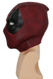 Xcoser Deadpool Movie Vesion Latex Full Head Mask