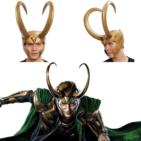 Xcoser The Avengers / Thor Movie Loki Helmet