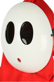 XCOSER SHY Guy Mask Costume Props For Halloween Gifts