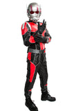 Xcoser Ant-man Cosplay Black and Red Costume