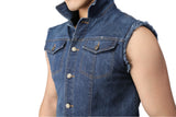 Xcoser Ready Player One Parzival Denim Cosplay Jacket