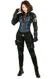 Xcoser Avengers: Infinity War Cosplay Black Widow Costume