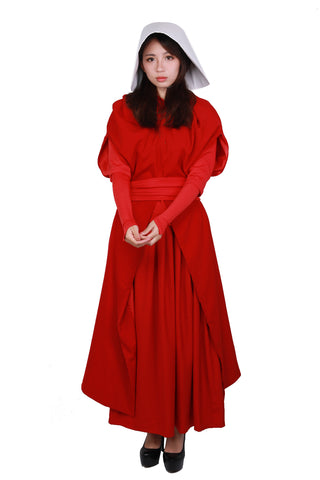 XCOSER The Handmaid's Tale Offred Costume Cosplay Costume