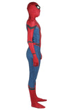 Xcoser Free Shipping Spiderman Homecoming Zentai With Web Wings