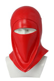 Xcoser Star Wars Emperor's Royal Guard Red Full Head Mask