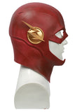 Xcoser The Flash Red Latex Fullhead Mask