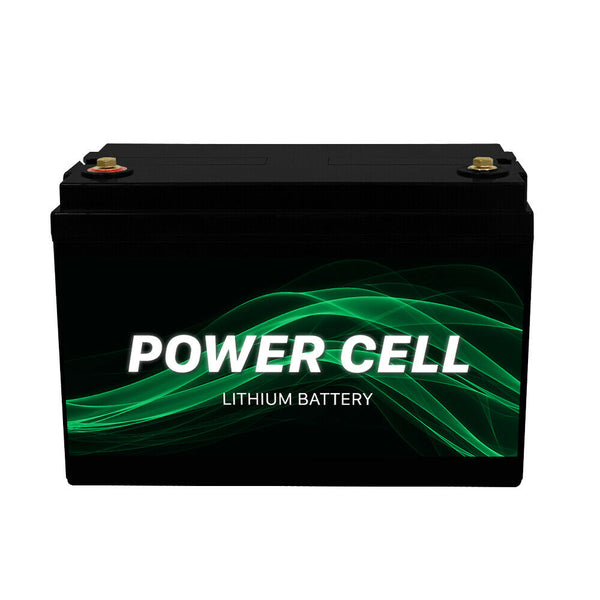 Portable Power Lithium 12V 100AH Battery LIFEPO4 Battery Management System