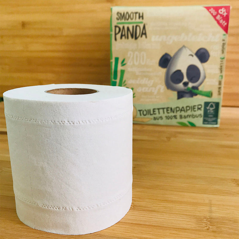 Smooth Panda Toiletpapier