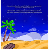 Faatimah & Ahmed Miracles in the Desert - Razeena Gutta - Sakeena Books