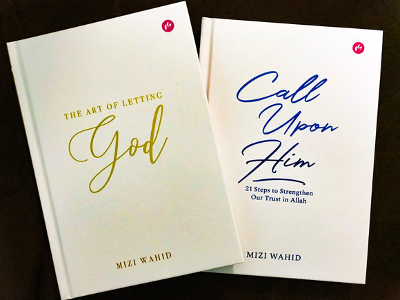 The Art of Letting God & Call Upon Him [COMBO]
