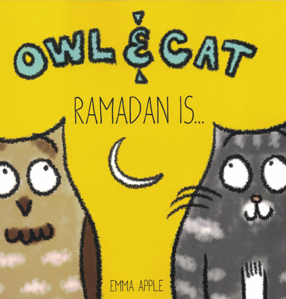 Owl & Cat | Ramadan Is (Ramadan special! $10 off normal price)