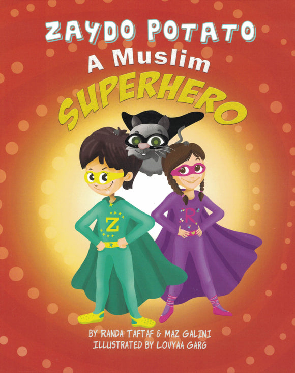 Zaydo Potato | A Muslim Superhero