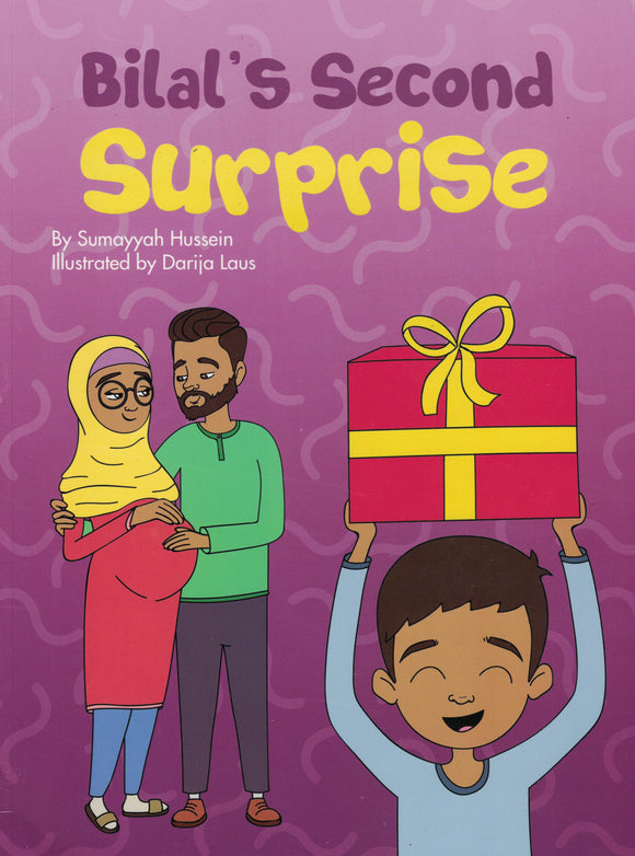 Bilal's Second Suprise